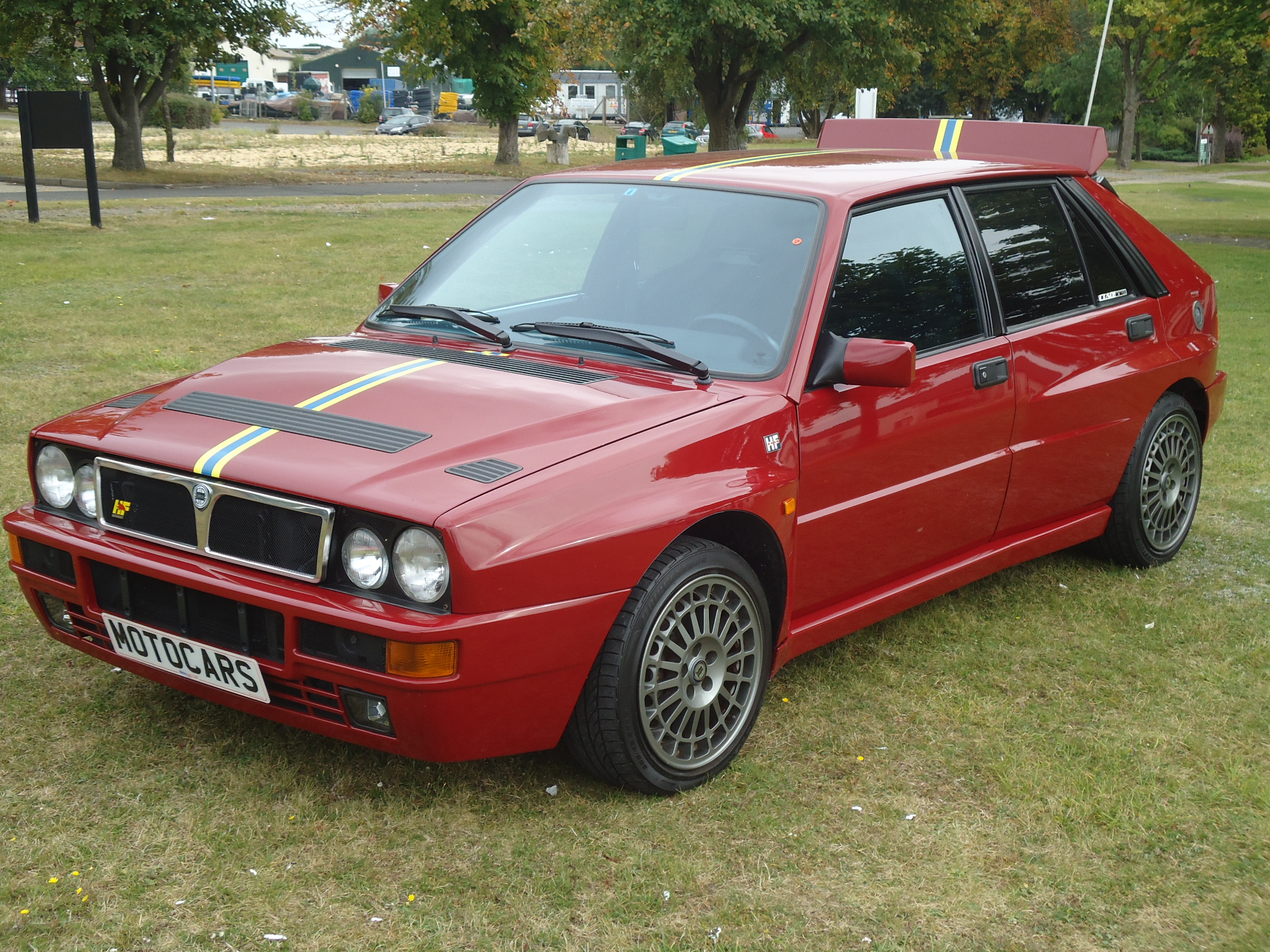 lancia delta integrale evoluzione 2 final edition sold. Black Bedroom Furniture Sets. Home Design Ideas
