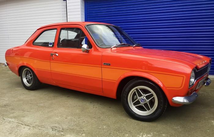 1975 フォード エスコート RS2000 Mk1
